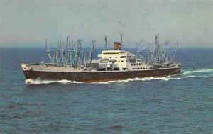 SS President Lincoln American President Line Ship 1965