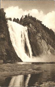 Chutes de Montmorency QC, Quebec, Canada - Montmorency Falls