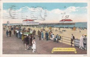 New Jersey Atlantic City Heinz Pier 1929