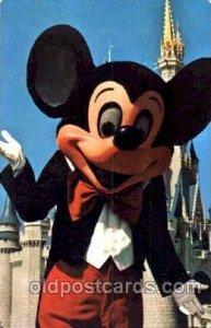 Mickey Mouse, Disney Unused
