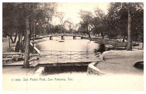 Texas   San Antonio , San Pedro Park