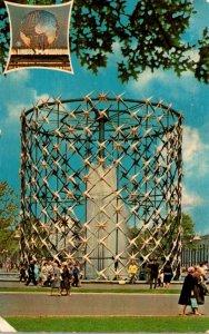 New York World's Fair 1964-1965 The Astral Fountain