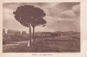 ROMA, Lazio, Italy, 1900-1910s; Via Appia Nuova