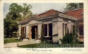 Reptile House, New York Zoological Park New York, USA Postcard Post Cards Old...