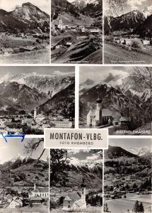 BG31297 montafon vlbg austria  CPSM 14.5x10cm