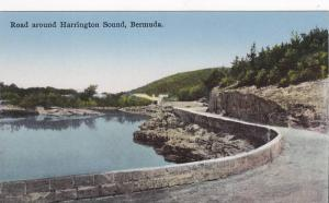 Road around Harrington Sound , Bermuda , 1910s