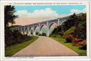 Nicholson Bridge, Nicholson PA