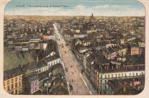 LILLE , France , 00-10s ; Panorama