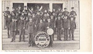 Springfield Brass Band, Springfield Mass..