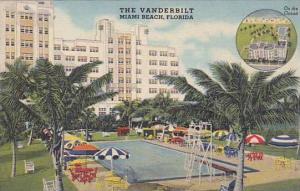 Vanderbilt Hotel , Miami Beach , Florida , 30-40s