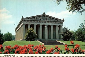 Tennessee Nashville Centennial Park The Parthenon