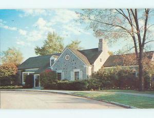 Unused 1958 BOERNER BOTANICAL GARDENS Hales Corners Wisconsin WI r9945