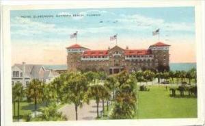Hotel Clarendon, Daytona Beach, Florida, PU-1931