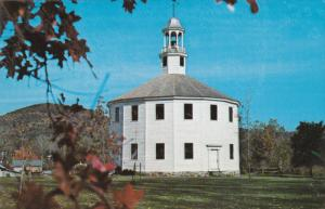RICHMOND, Vermont, 1940-1960´s; The Round Church