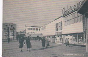 Netherlands Rotterdam Statenweg 1945