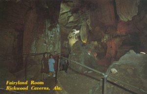 WARRIOR , Alabama , 50-60s; Cave : Richwood Caverns, Fairyland Room