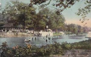 Illinois Danville Bathers Ellsworth Park