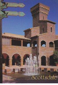 The Borgata Elegant Shopping & Dining Scotsdale Arizona