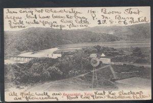 South Africa Postcard - Amanzimtoti, Natal     T2899
