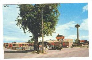 Your Host Motel, Swimming Pool, Niagara Falls, Ontario, Canada, 40-60s