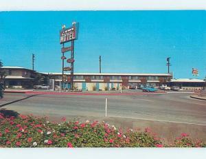 Unused Pre-1980 MOTEL SCENE Ventura California CA G7204