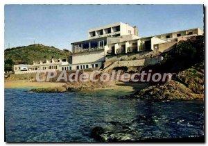 Postcard Modern Propriano In A Frame Wonderful Du Golfe De Valinco hotel