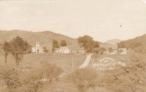 RP, Birthplace Of President Coolidge, Plymouth, Vermont, 1920-1940s