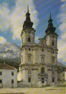 Austria Spital am Pyhrn Stiftskirche