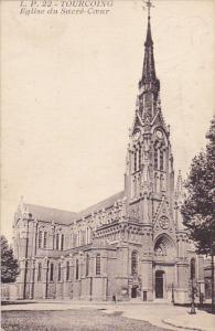 France Tourcoing Eglise du Sacre-Coeur