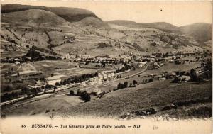 CPA BUSSANG vue générale prise de Noire Goutte (401686)