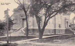 PERU , Nebraska , PU-1915 ; M.E. Church