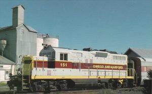 Trains Owego & Hartford Railway Locomotive #151