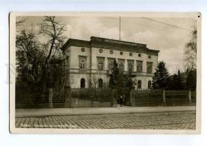 241185 GERMANY GOTHA Grundcredit BANK Vintage photo postcard