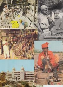 PAKISTAN 60 Cartes Postales 1960-1980