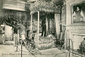 Scotland, Holyrood Palace, Queen Mary's Bedroom