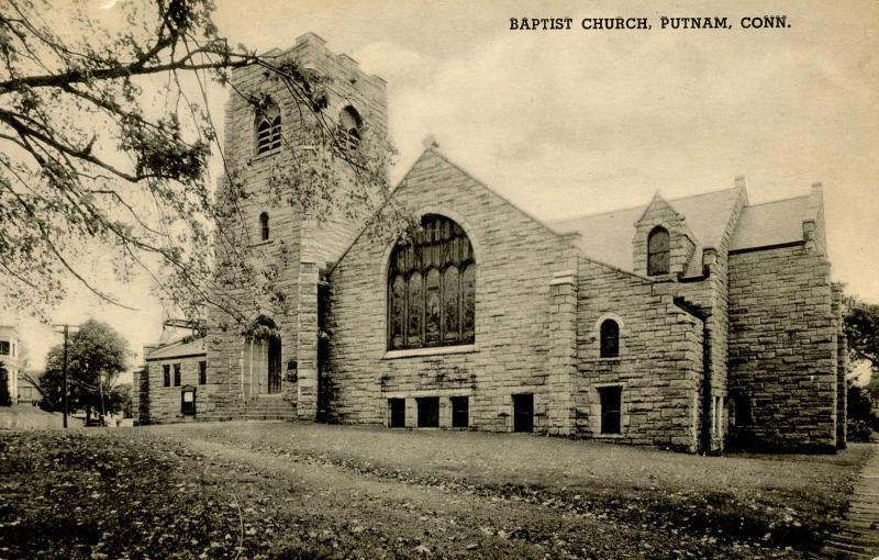 CT - Putnam. Baptist Church