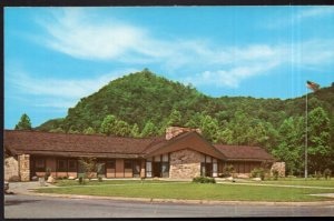 Tennessee - North Carolina Sugarlands Visitors Center Great Smoky Mountains - C