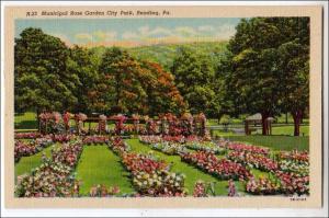 Rose Garden City Park, Reading PA