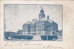 LOS ANGELES, California, PU-1905; Court House