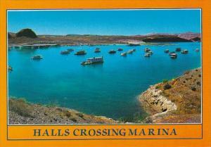 Halls Crossing Marina Lake Powell Utah
