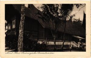 CPA ADAT Huis Padangsche Bovenlanden INDONESIA (566140)