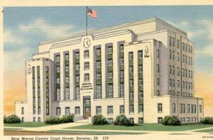 IL - Decatur, New Macon County Courhouse