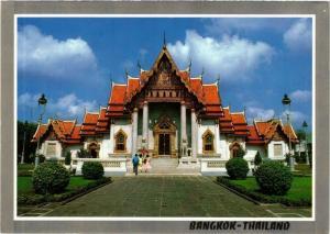 CPM THAILAND Wat Benchamabophitr, Marble Temple. Bangkok (345742)