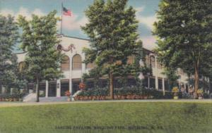 West Virginia Dancing Pavilion At Wheeling Park