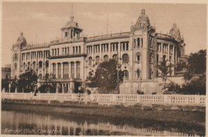 CALCUTTA , India , 1900-10s ; Bengal Club