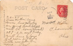 H78/ Washington D.C. RPPC Postcard c1925 Lincoln Memorial Building 162