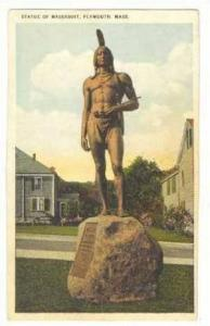 Statue of Massasoit, Plymouth, Massachusetts,  00-10s