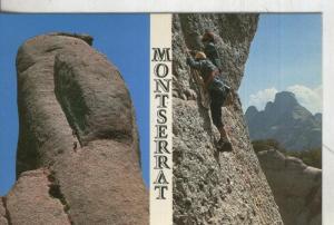 Postal: Montserrat: Cavall Bernat
