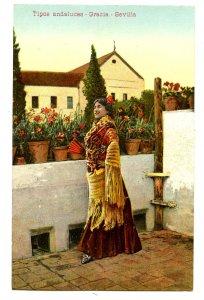 Spain - Sevilla. Native Fashion