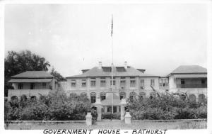 Gambia, Banjul, Bathurst, Government House